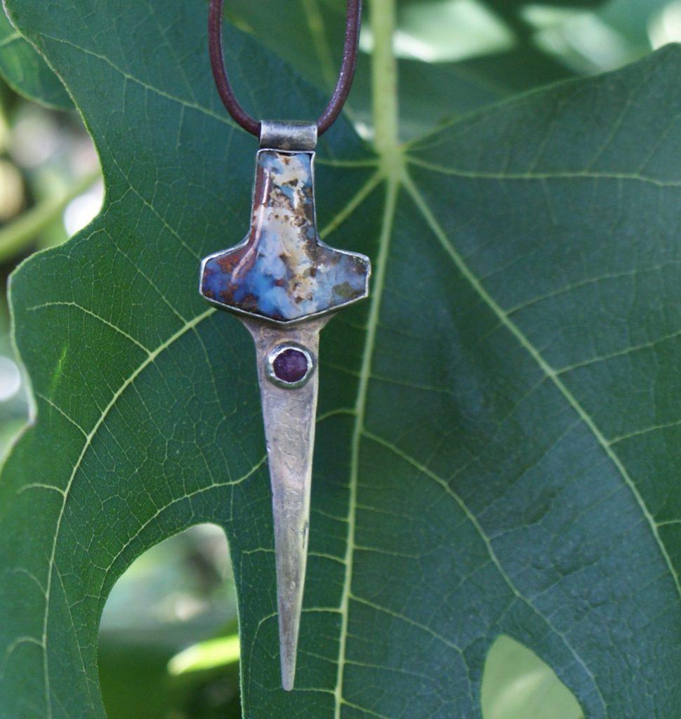 Moonlace Hals smykke.
